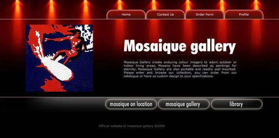 Mosaique Gallery Bali