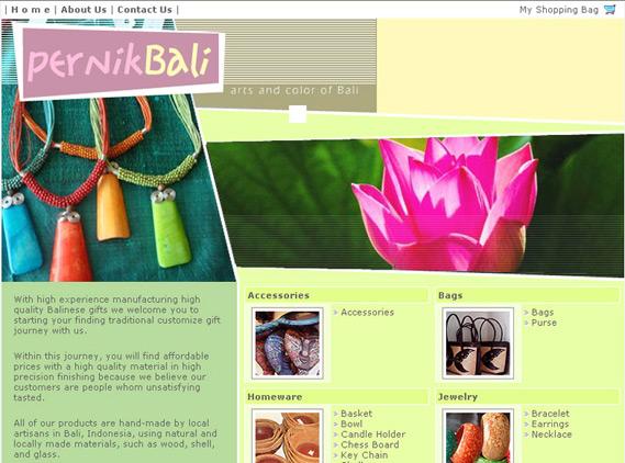 Pernik Bali Handicraft