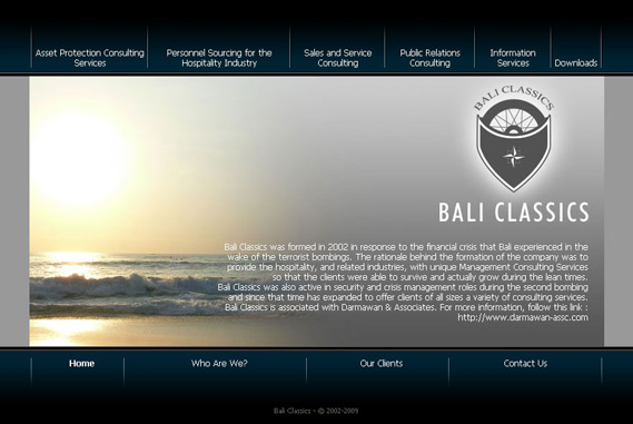 Bali Classics - Experience is Strength