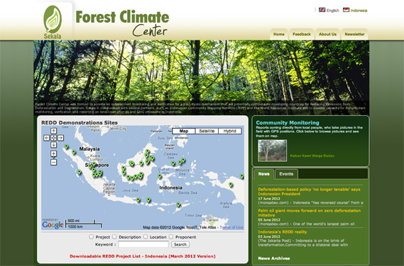 Forest & Climate Center