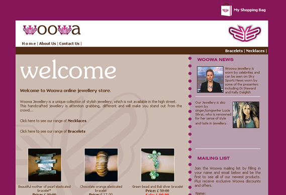 Woowa Jewellery