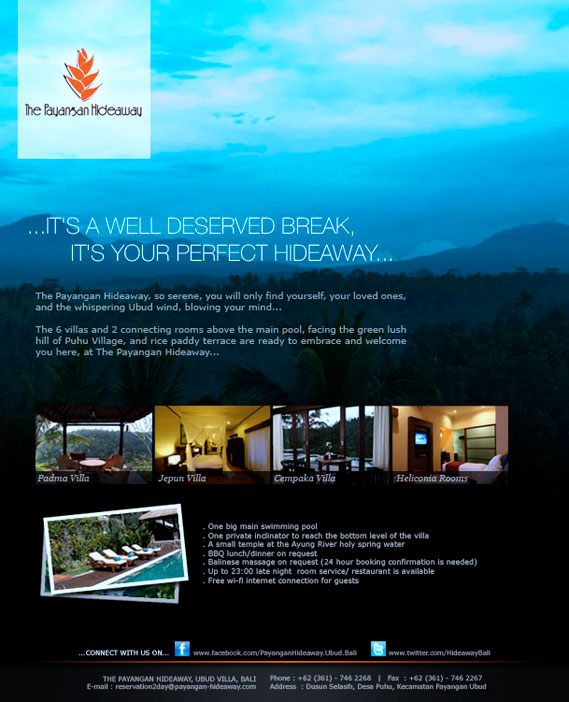 The Payangan Hideaway