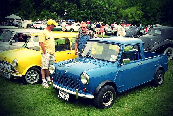 A Mini Pickup