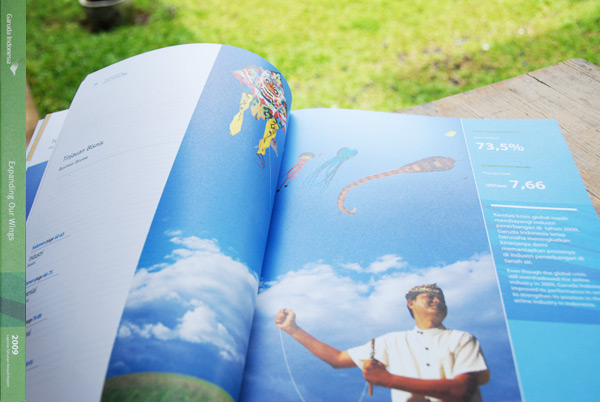 2009 Garuda Annual Report