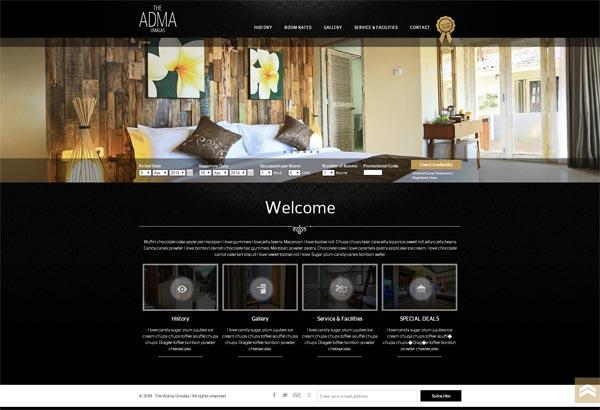 The Adma Umalas - Bali Villa Accommodation