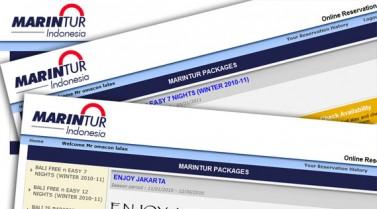 Marintur – B2B Online Booking System