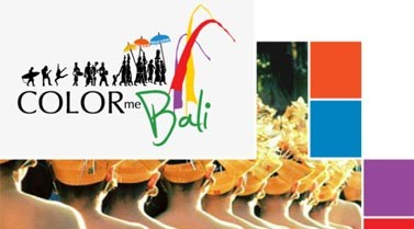 Color Me Bali – Online Brochure Website