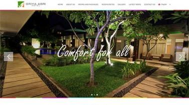 Griya Asri Hotel – Onepage Responsive