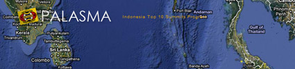 Indonesia Top 10 Summits