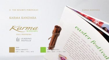 Karma Resorts Stationary