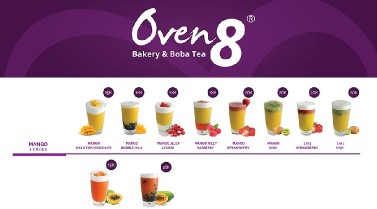 Oven 8 – Bakery & Boba Tea